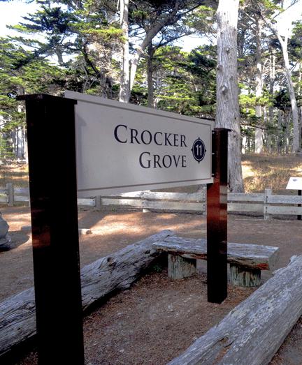 Crocket Grove Sign